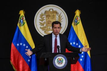 Elecciones a cambio de levantar sanciones : Guaidó propone negociación con Maduro