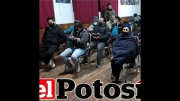 Comcipo determina estado de emergencia en pro de las demandas potosinas