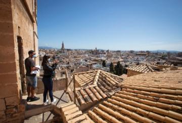 España espera recibir unos 45 millones de turistas extranjeros en 2021