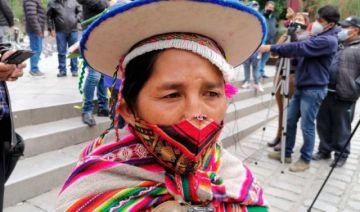 Lidia Patty: 'Soy la pesadilla de Camacho y de otros antipatrias'