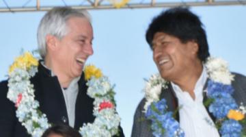 Piden informe escrito al Procurador por priorizar defensa de Evo Morales y Álvaro García Linera a costa del Estado