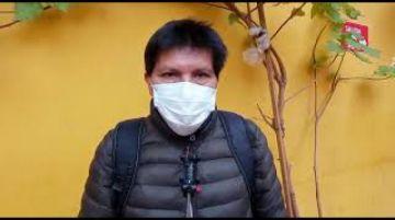 Consejo de Transporte en Potosí pide verificar que servicio público acate límite de aforo