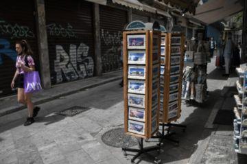Grecia vuelve a recibir turistas y los estadounidenses pueden dejar de usar mascarilla
