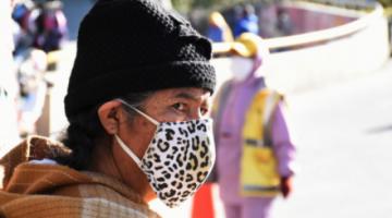 En 10 días, el municipio de La Paz superó el millar de nuevos contagios por Covid-19