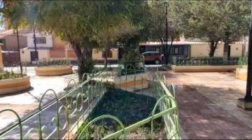 Vecinos asean la Plaza Amarilla por descuido de EMAP y la Alcaldía