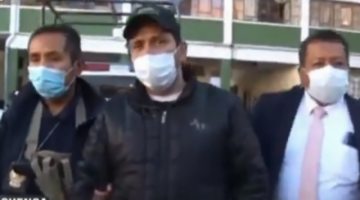 Fiscalía imputa por dos delitos al exviceministro Melgar y pide su detención preventiva