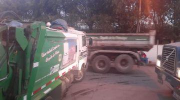 EMAP normaliza recojo de basura desde esta mañana