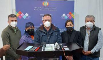 CC denuncia 'traición a la patria' del MAS por avalar la modificación de contrato hidrocarburífero