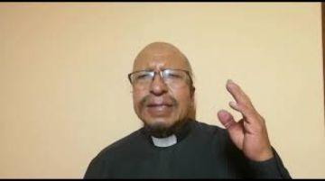 El padre Miguel Albino reflexiona sobre las partidas