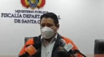 Aprehenden a exdirectora regional de Sustancias Controladas de Santa Cruz por cobros irregulares