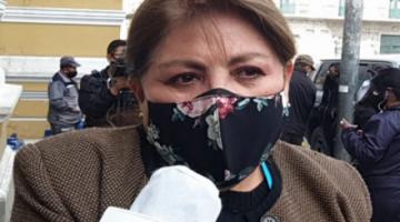 Exdiputada denuncia que Gobierno presiona al TCP para cambiar fallo sobre juicios en rebeldía