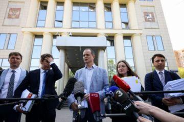 Aplazan el juicio sobre la ilegalización del movimiento de Navalni