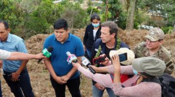 Unión Europea alista cooperación por $us 60 millones para la lucha antidroga en Bolivia
