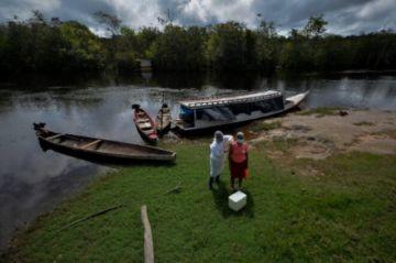 La vacunación en Brasil avanza despacio en plena hecatombe sanitaria