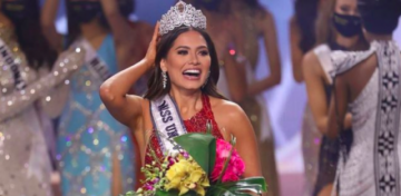 Mexicana Andrea Meza gana concurso Miss Universo