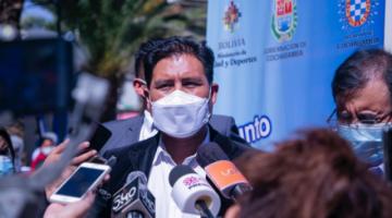 Gobierno confirma presencia de cepa brasileña de Covid-19 en varias regiones de Bolivia