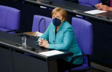 Surgen divergencias en Alemania sobre la herencia diplomática de Merkel
