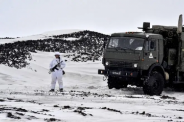 Rusia presume de base militar en el Ártico para hacer frente a la OTAN