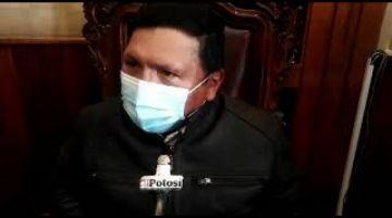 Alcalde de Potosí confirma el desarrollo del COEM para analizar crisis sanitaria