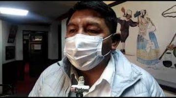 Gobernador de Potosí dice que se avanza en la gestión de la compra de vacunas
