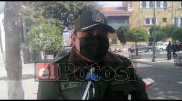 Intendencia clausura cuatro bares infractores en la ciudad de Potosí