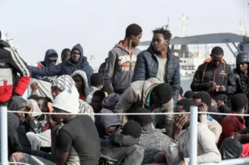 Reportan que hay más de 50 desaparecidos al naufragar un barco que zarpó de Libia