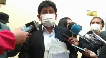 Montaño dice no hubo vuelos ligados al narcotráfico en Chimoré, oposición ve contradicciones