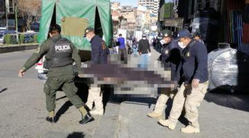 Muere un hombre de manera súbita en un lenocinio en La Paz