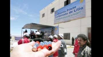 Vásquez sobre asesoramiento de Bolivia a México en tema litio: Eso se llama vender humo