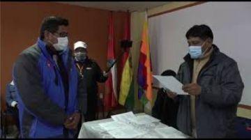 Sedes entrega ítems de especialistas para hospitales potosinos