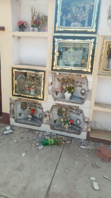 Supuesto ladrón de bronce fracasa en la población de Cantumarca