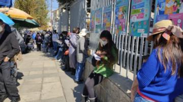 Ministerio de Trabajo fija tolerancia de 2 horas para que funcionarios públicos y privados se vacunen