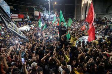 Calma en Gaza y en Israel tras alto el fuego pese a disturbios en Jerusalén