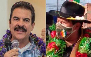 MAS denuncia a Manfred y Santos Quispe ante la Contraloría por tener familiares en entes legislativos