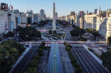Argentina entrará en confinamiento total por nueve días por ola de covid
