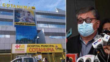 Informe médico señala que Sahonero padecía de la variante brasileña y condiciones de base