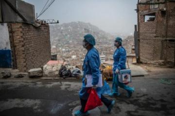 Perú amplía vacunación contra covid-19 e incluye a personas vulnerables
