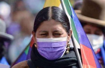 Mujeres interculturales pedirán a Luis Arce declare alerta nacional ante más casos de feminicidios