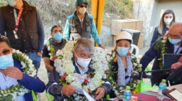 Alcalde de La Paz pide al Gobernador convocar al COED ante incremento de casos de Covid-19