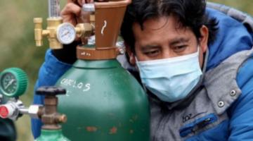 Gobierno admite que faltará oxígeno en una semana y gestiona importación desde Chile