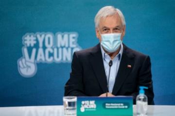 Chile implementará un pase de movilidad para personas vacunadas con dos dosis
