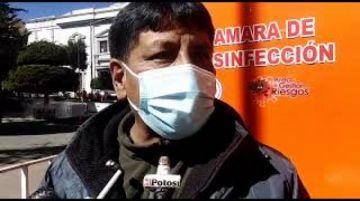 Potosí ya recibió 161.079 dosis de la vacuna contra la covid