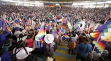 El MAS suspende su congreso orgánico ante el desborde de contagios por Covid-19
