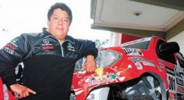 Fallece el campeón nacional de automovilismo Ramiro Aguirre