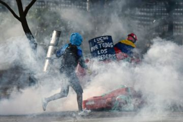 EEUU insta a Colombia a ubicar a los desaparecidos durante las protestas
