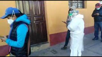 Inicia la detección masiva de casos covid en el municipio de Potosí