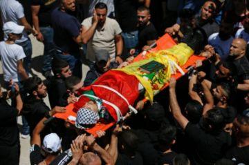 Fuerzas israelíes matan a un palestino en Cisjordania, según fuentes de seguridad