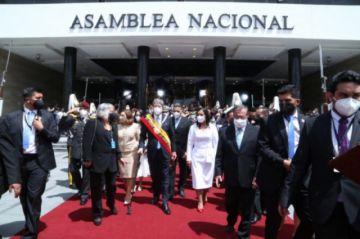 Presidente de Ecuador presenta a Congreso proyecto de nueva ley de Comunicación