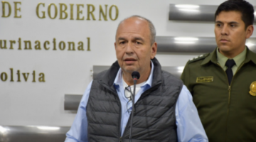 Desde el Senado, MAS impulsará proceso de extradición del exministro Arturo Murillo