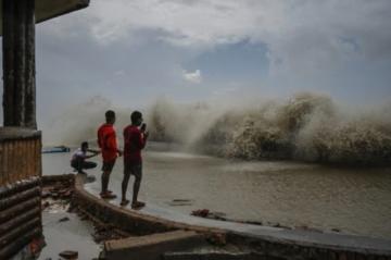 El ciclón Yaas deja al menos nueve muertos en India y Bangladés